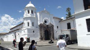 Centro Histórico de Popayán