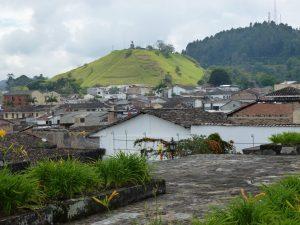 Viaje a Popayán: Morro del Tulcán
