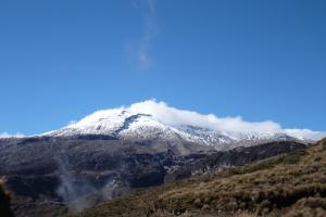 Nevados de Colombia: Volcán del Ruiz