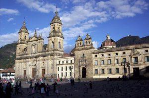 Foto de la ciudad de Bogotá