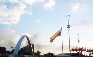 Feria Industrial de Bogotá: Arco Corferia, sede del evento