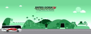 Rápido Ochoa: Empresa de Transporte Afiliada a redBus
