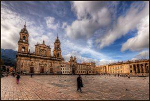 Bogotá: Plaza de Bolívar