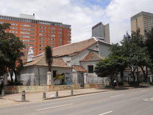 Bogotá: Iglesia de San Diego