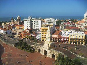 Cartagena de Indias: Sector Antiguo de la Ciudad