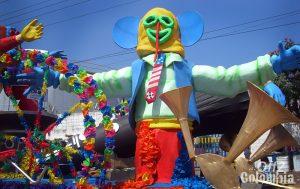 Marimonda en el Carnaval de Barranquilla