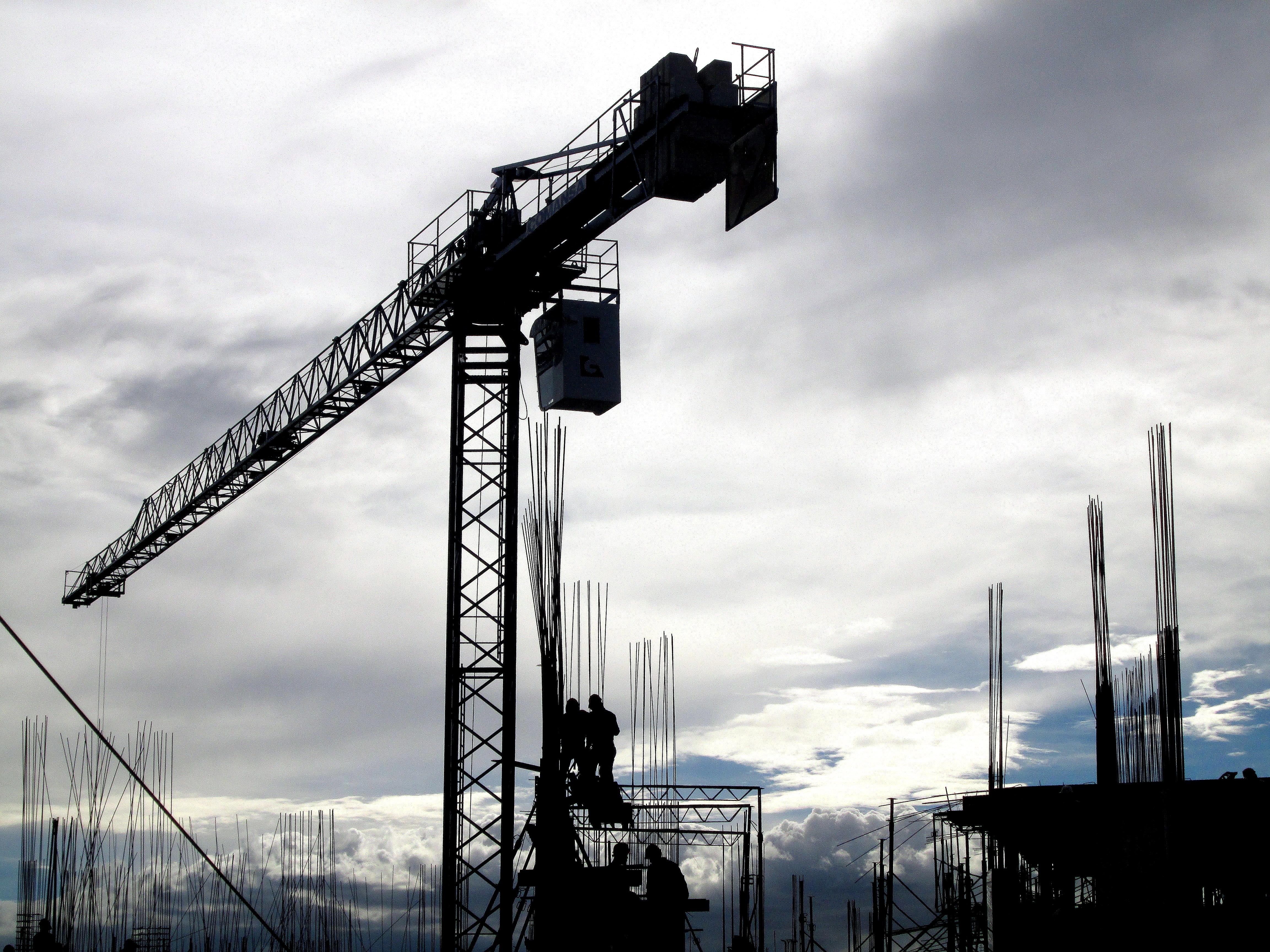 Feria Industrial de Bogotá: Vista de la ciudad