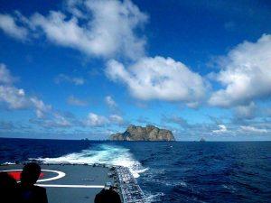 Isla Malpelo: Paisaje
