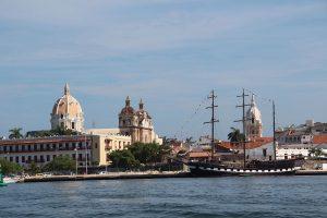 Cartagena de Indias: Bahía de Cartagena