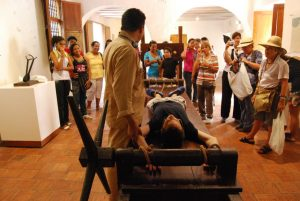 Palacio de la Inquisición en Cartagena