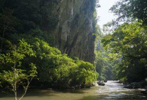 Reserva Natural Cañón Del Río Claro, Colombia