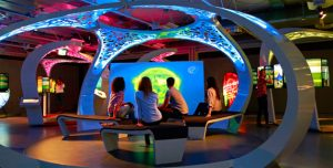Feria de la Ciencia y la Creatividad en Barranquilla