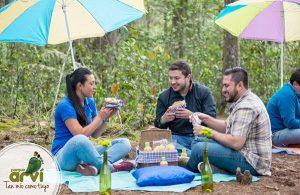 Pícnic en el Parque Arví
