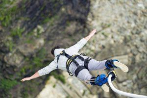 Deportes extremos en Medellín: Bungee Jumping