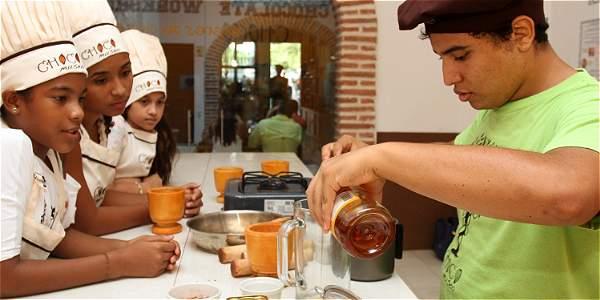 Museo del Cacao en Cartagena