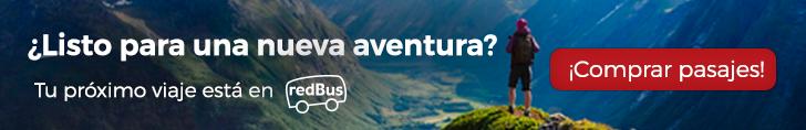 Tu aventura está en redBus