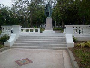 Parque General Santander en Prado