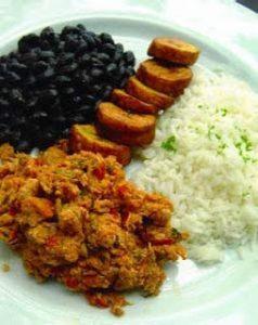 Pisillo de Chiguiro, un plato típico de Arauca