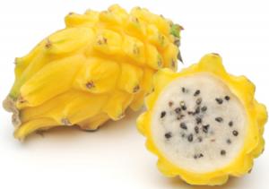 Fruta Pitaya, frutas colombianas