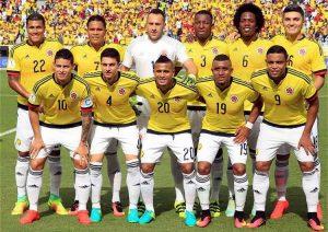 Selección Colombiana de 2017