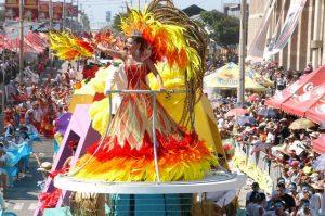Festividades 2018 en Colombia: Carnaval de Barranquilla en Febrero.