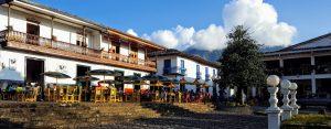 Jardín, uno de los pueblos de Colombia