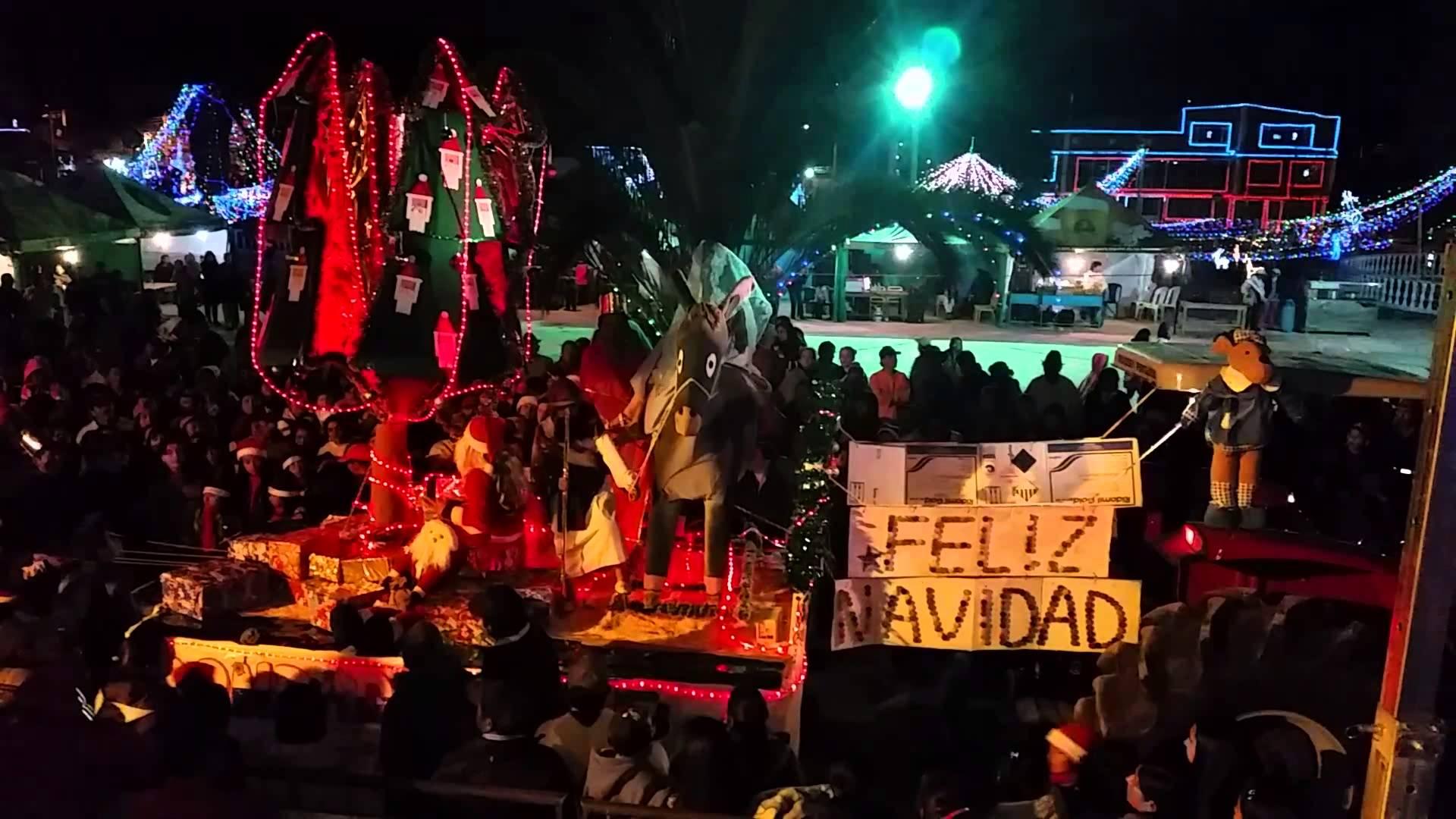 Noche de Aguinaldo, Navidad en Colombia