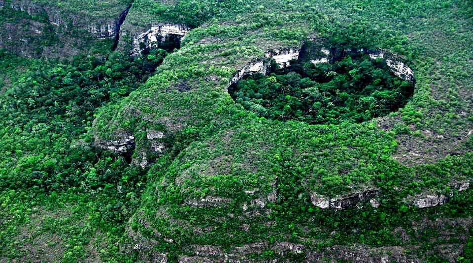 Parque Nacional Natural Serranía de Chiribiquete, Colombia