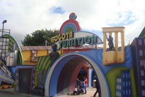 parques de diversiones