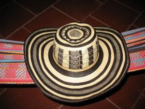 Souvenirs de Colombia Sombrero Vueltiao