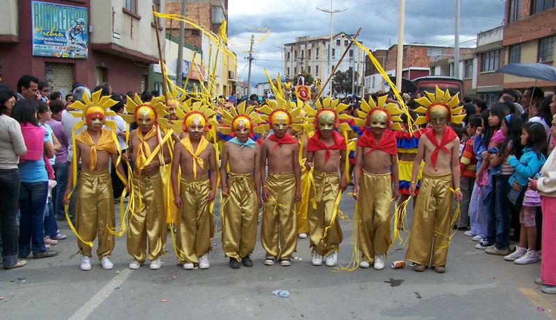Festival del Sol y del Acero Sogamoso