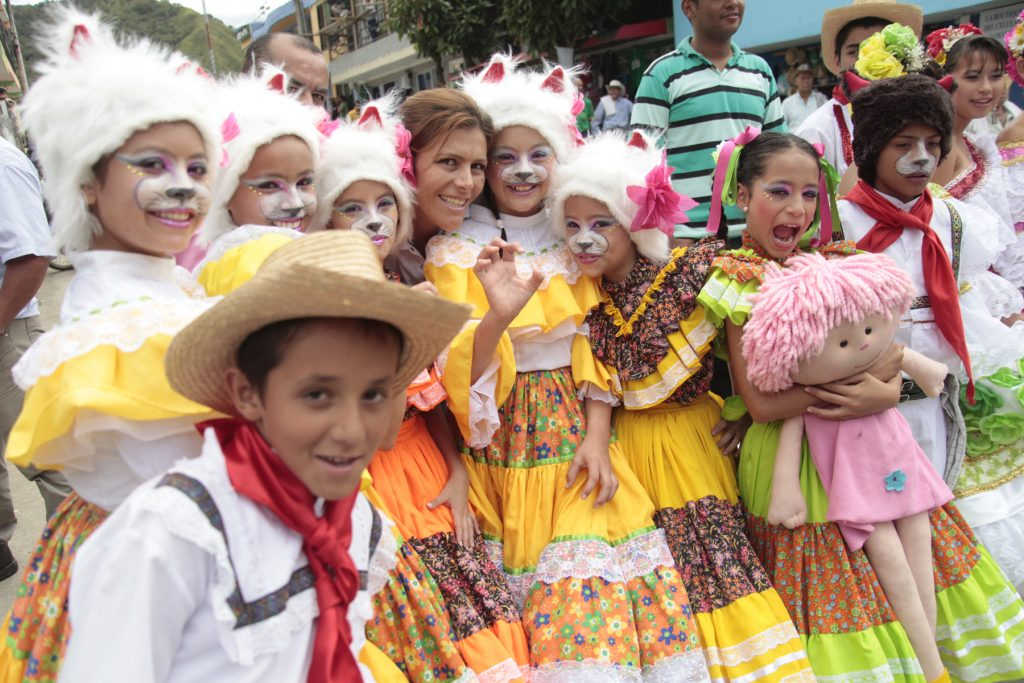Festival del Bambuco