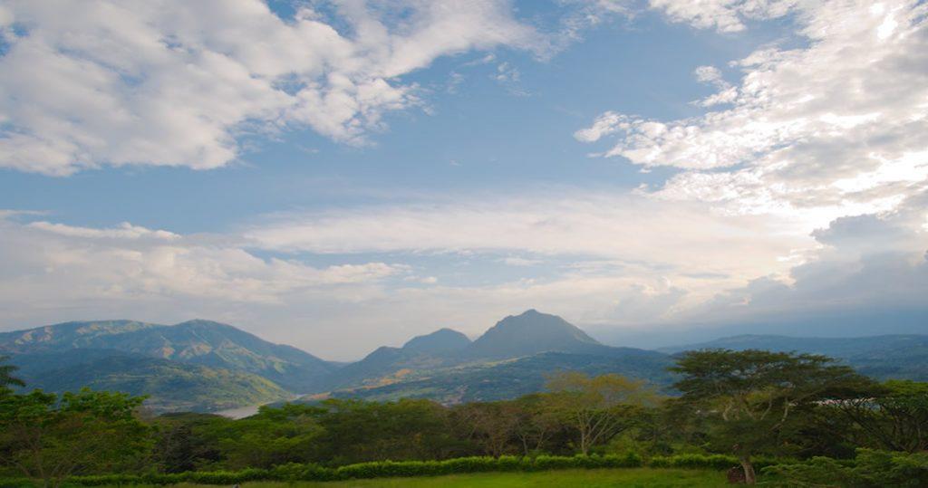 Acampar en Antioquia