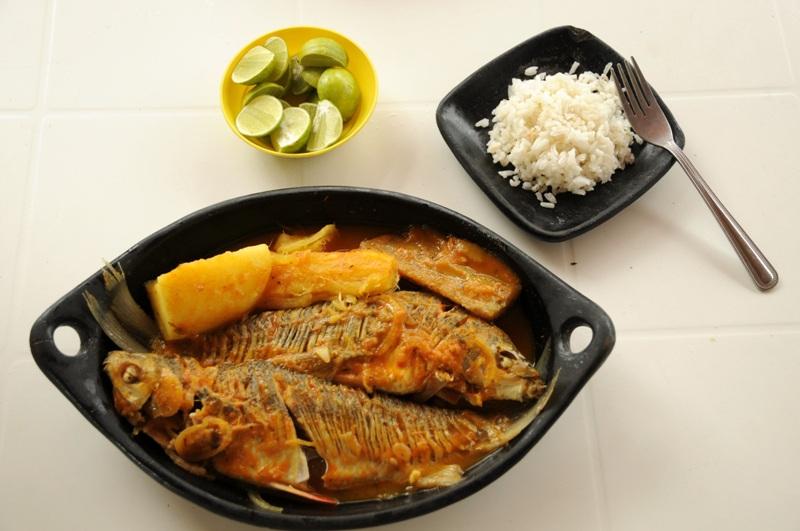 Viudo de pescado - Ibagué