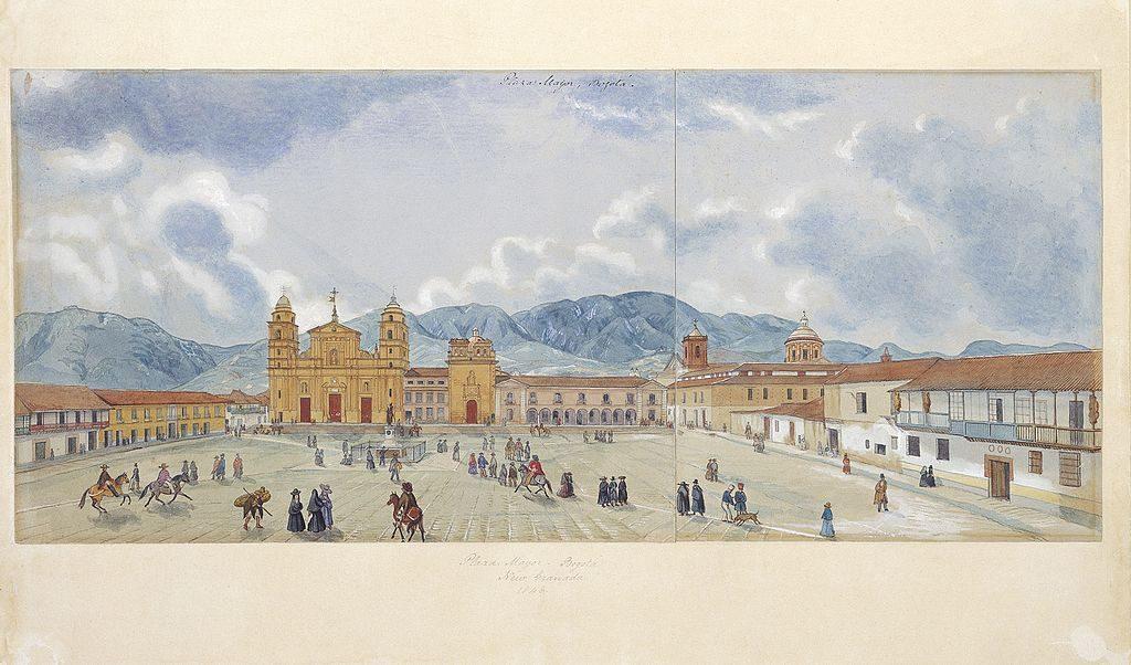 Cumpleaños de Bogotá