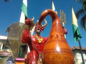 Carnaval del Diablo en Riosucio. Foto: Wikimedia Commons