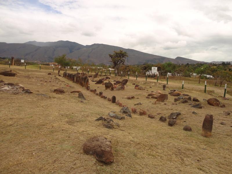 Parque arqueológico de Monquirá
