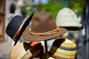 Sombreros riosuceños. Foto: Wikimedia Commons