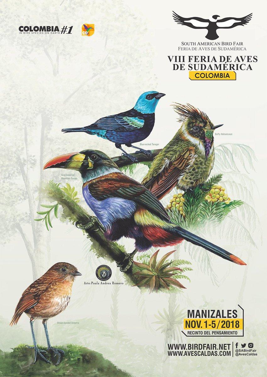 VIII Feria de Aves de Sudamérica