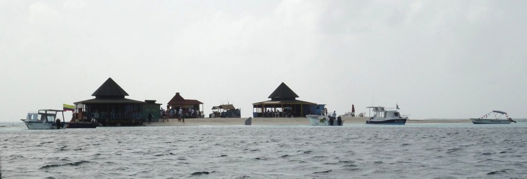 Cayos de Colombia