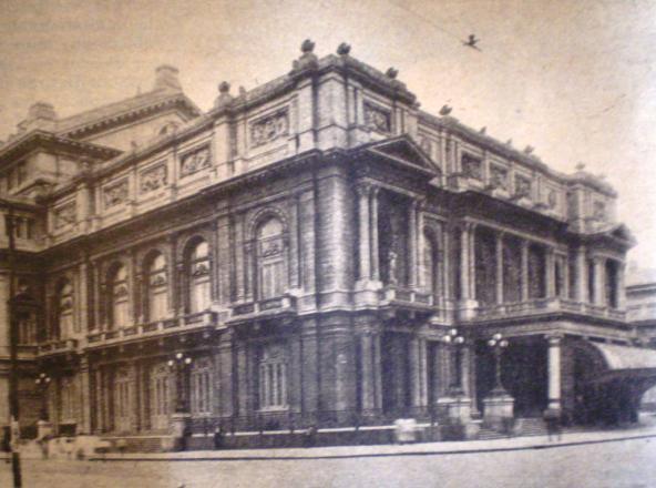 Teatro Colón