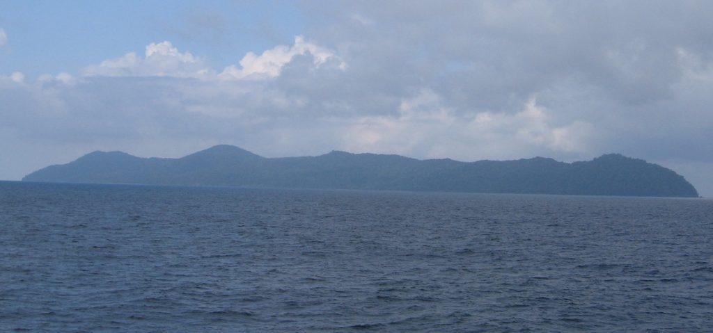 Isla Gorgona.