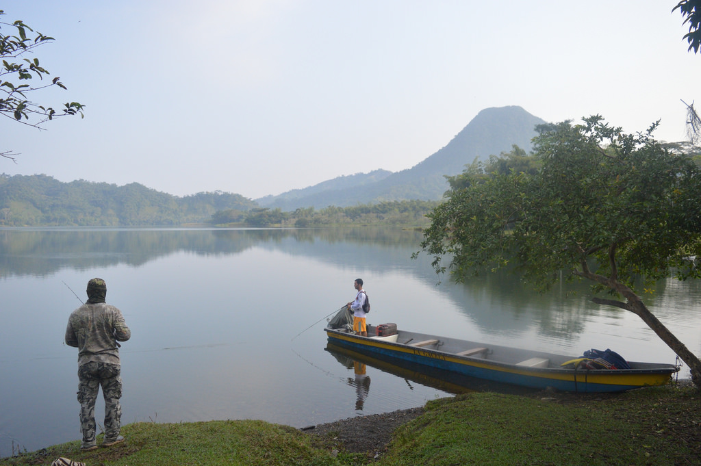 laguna de san diego Samaná