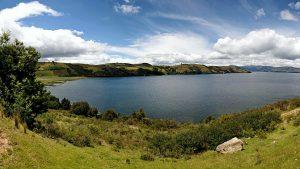 Laguna de Ubaque foto: eticayreligion2017.blogspot.com