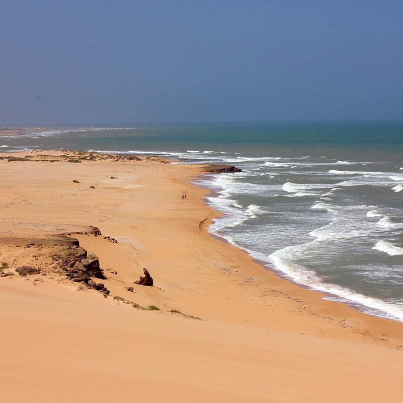Dunas de Taroa. Foto: viejaqueviaja.com