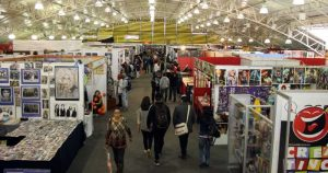 Feria del libro Bogotá 2019.
