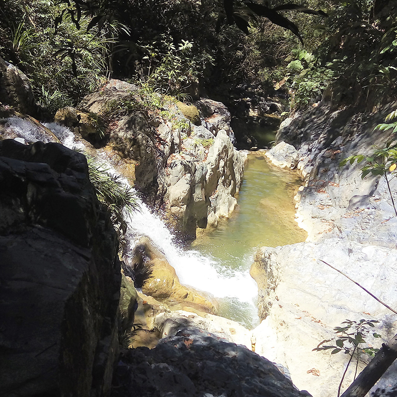 Cascadas de Payandé