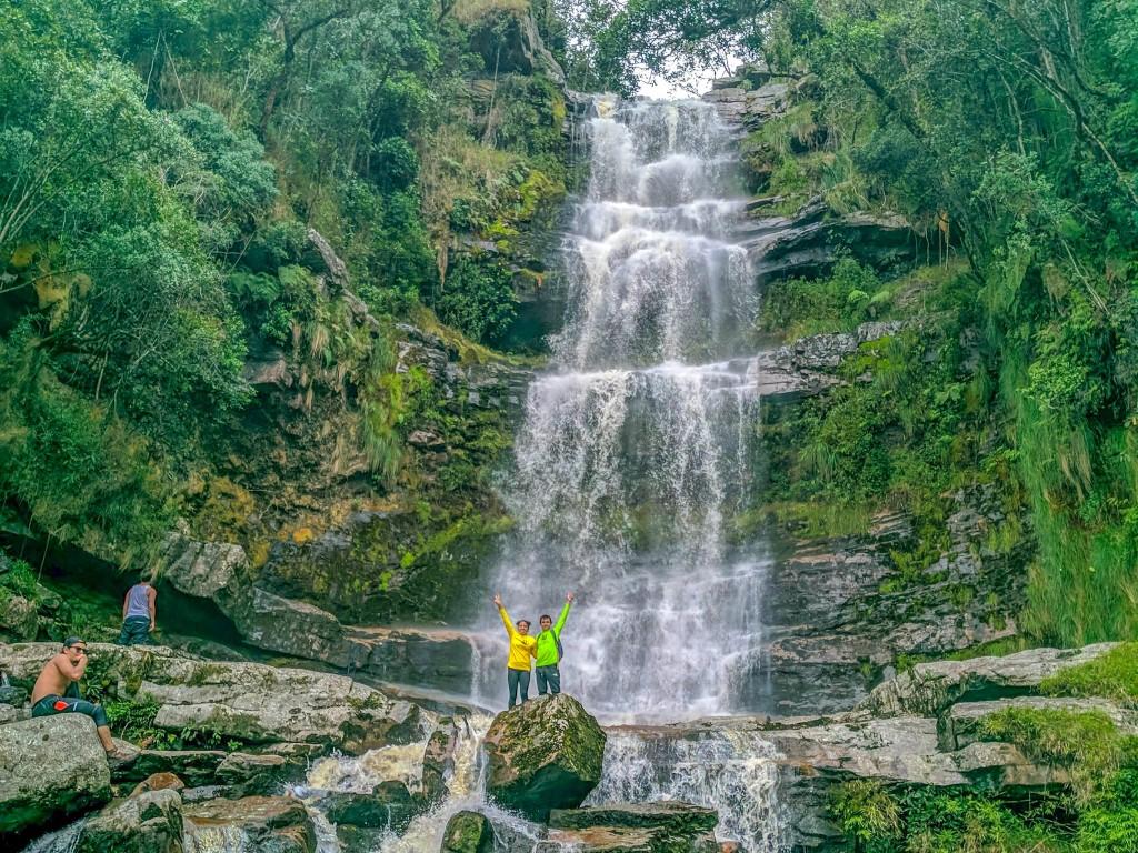Cascadas los Aviones. Foto: aventuragambita.com