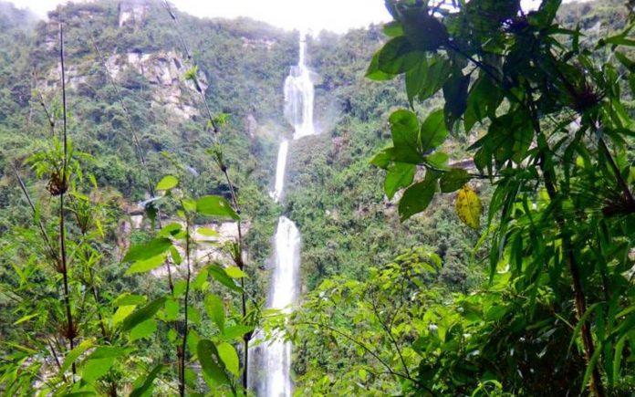 Cascada La Chorrera
