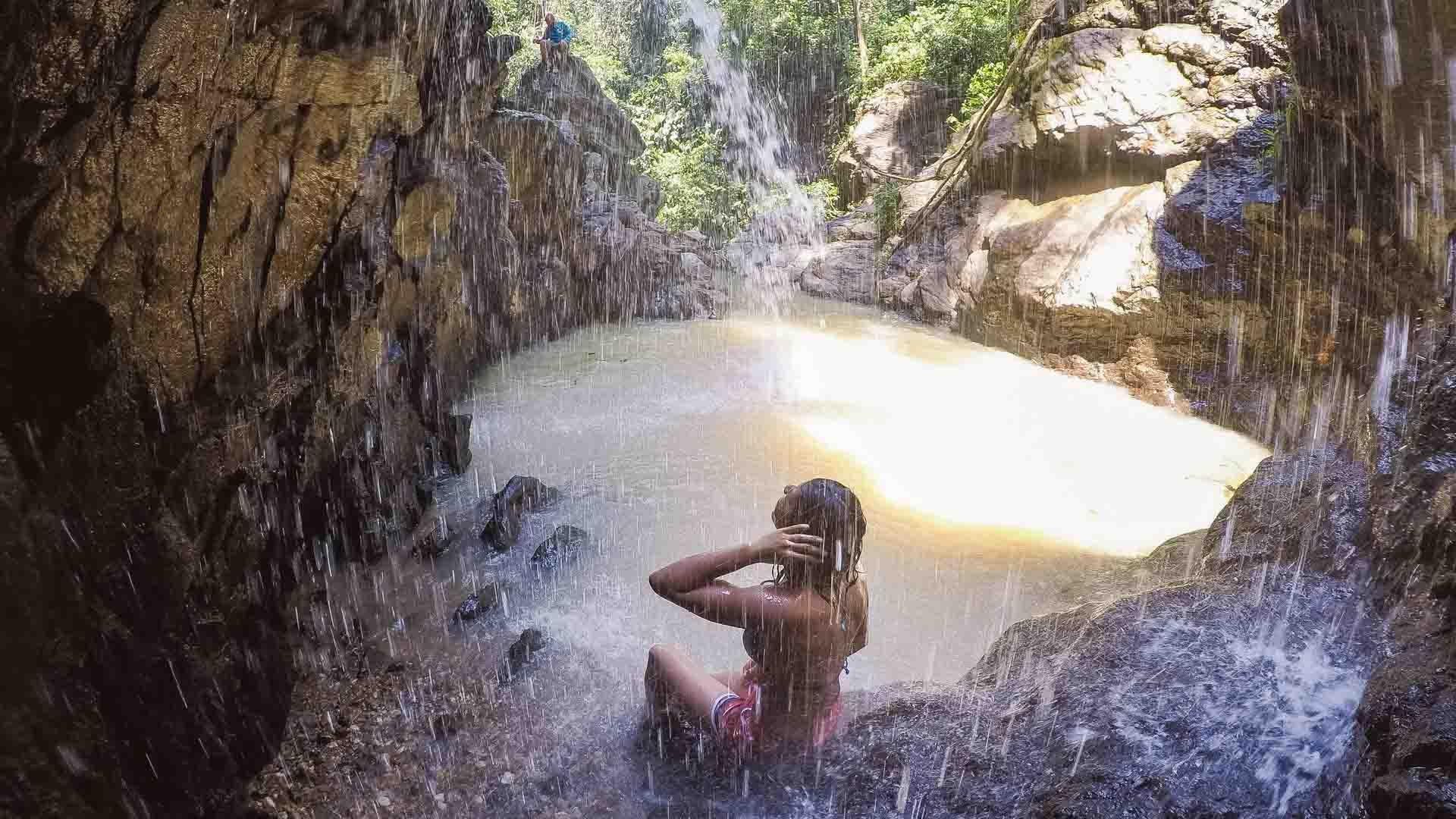 Cascadas del Río La Miel. Foto: justnorth.co